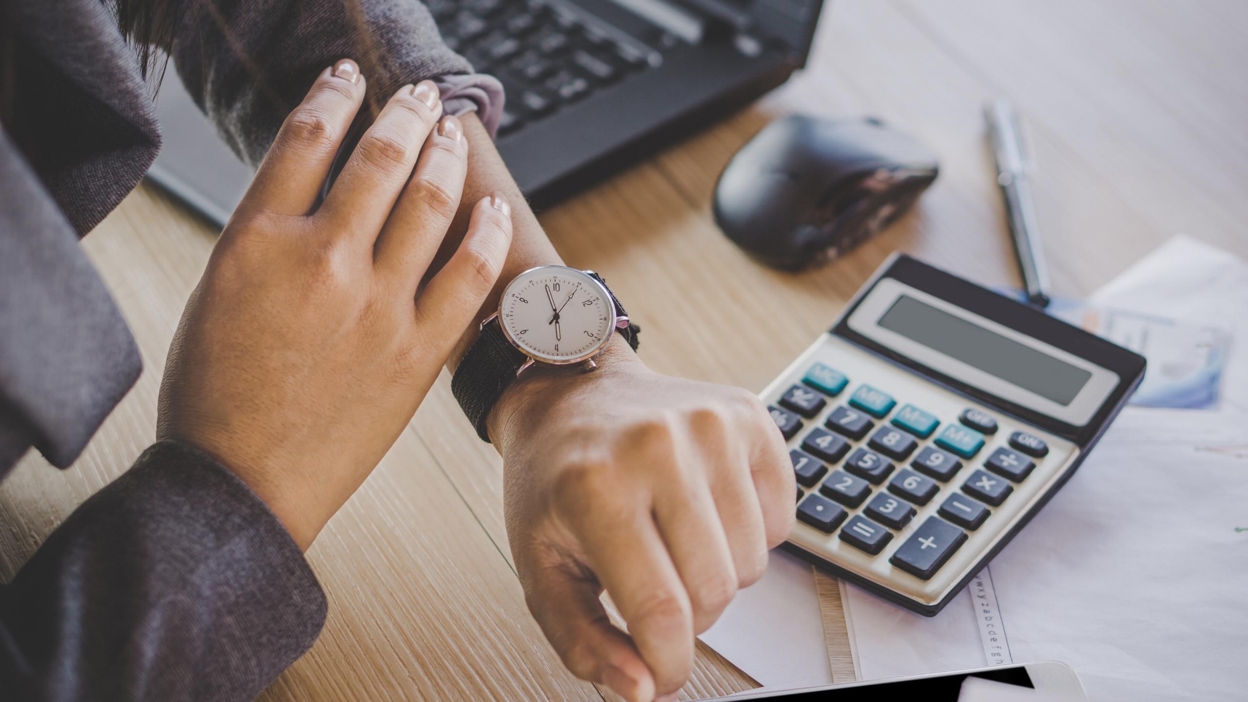 Organizar e rentabilizar o tempo (1)